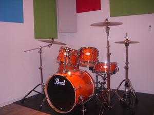 Bドラムセット