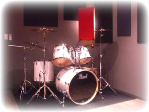 Aドラムセット